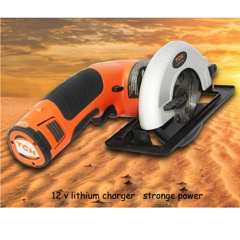 Electric Wood/ Ceramic Tile Circular Saw Charging 12V Woodworking Tools Wood Cutting Machine Handheld Wood Saw M9187 10 254mm diameter 80 teeth tools for woodworking cutting circular saw blade cutting wood solid bar rod free shipping