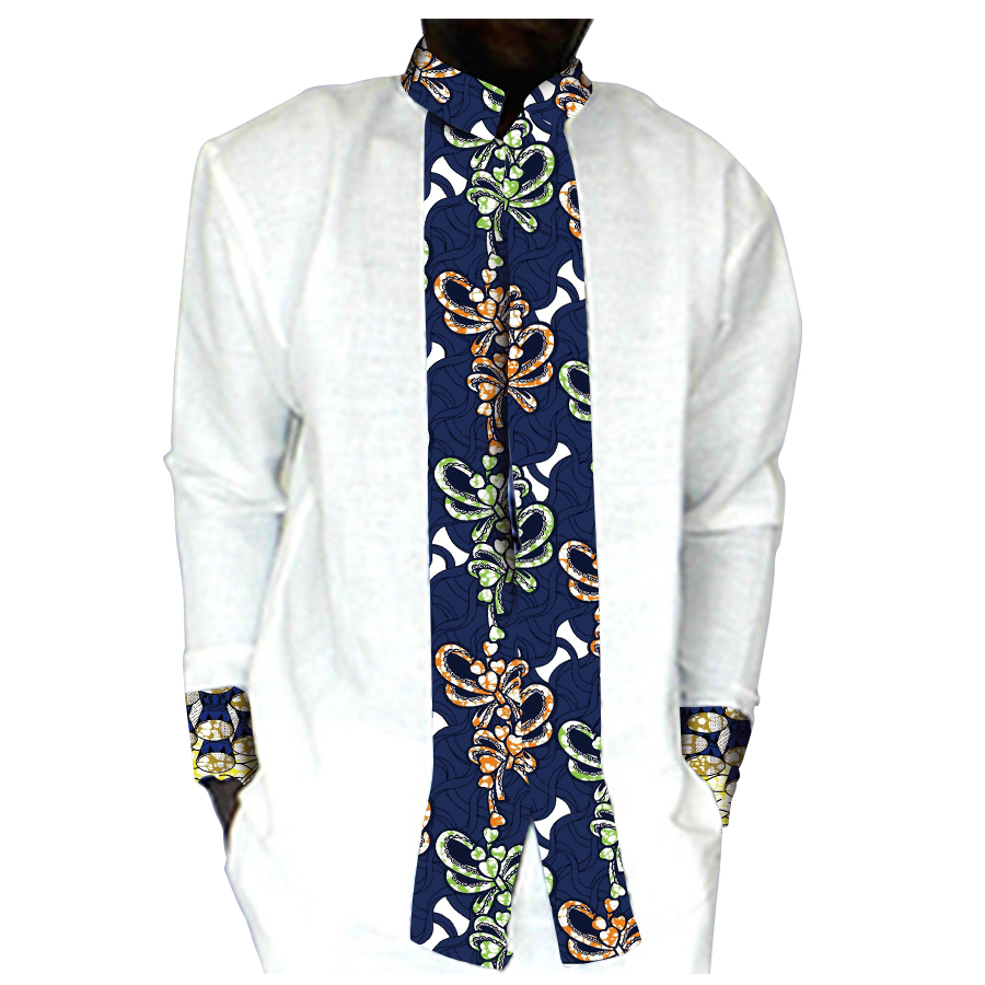خريف / ربيع الموضة ملابس رجالي أفريقيا - الملابس الوطنية