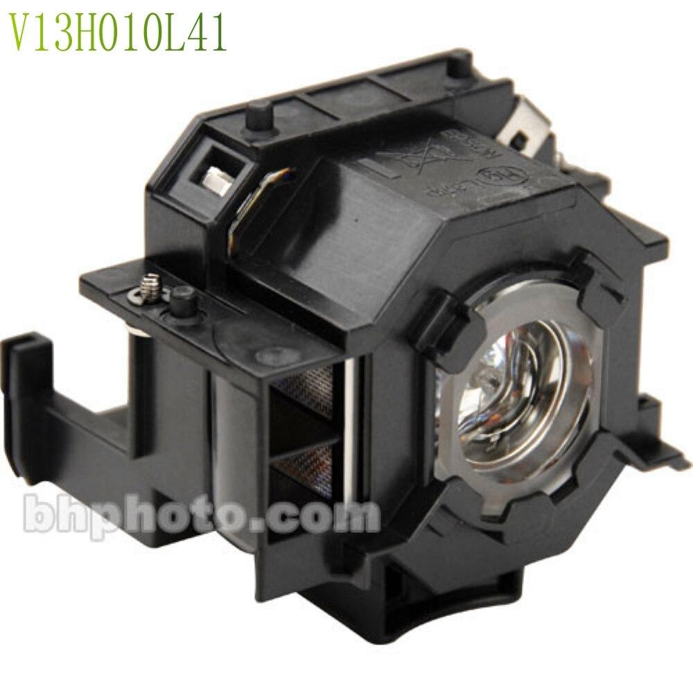ELPLP41 / V13H010L41 Original Lamp Replacement for EPSON EB-S6,PowerLite W6/77C/S5,EMP-77C,EMP-X5,EMP-S5,EMP-X52,EMP-S52... встраиваемый счетчик моточасов orbis conta emp ob180800