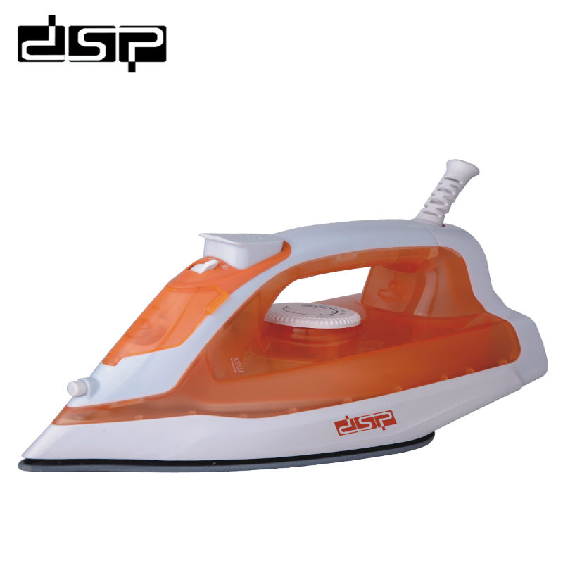 <font><b>DSP</b></font> <font><b>Mini</b></font> Electric iron Portable household iron suitable for RV travel 1500w 220-240v steam iron esay to carry image
