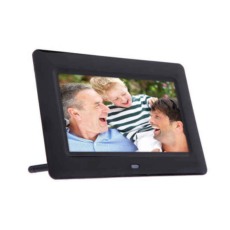 7 inch hd lcd digital photo frame 480 800 high r