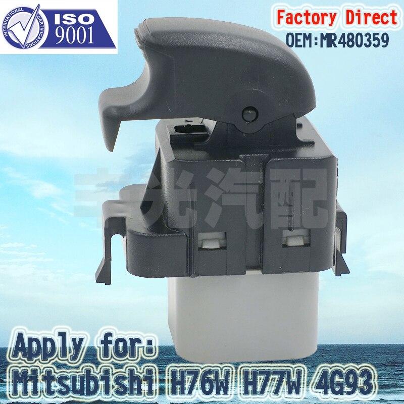 Factory Direct Auto Window Regulator Switch Window Power Switch Apply For PASSENGER Side MITSUBISHI H77 MR480359(3PCS/Lot)