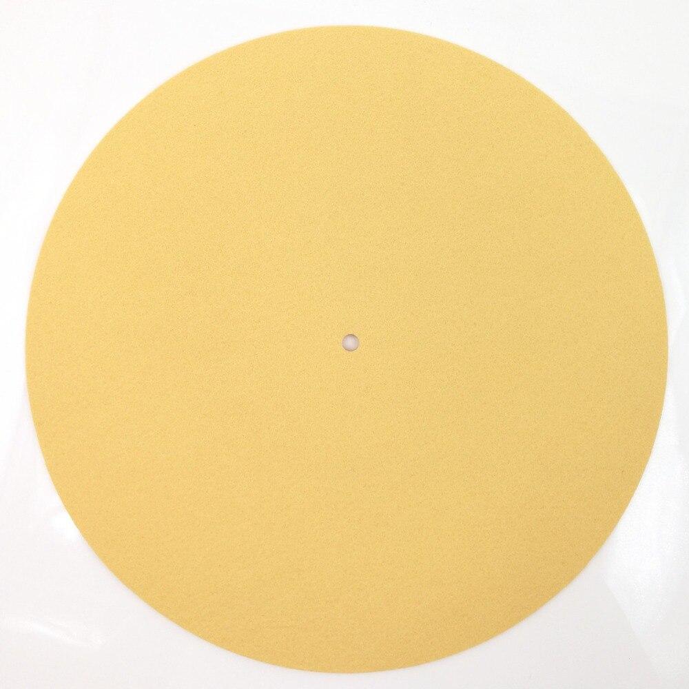 Tragbares Audio & Video Lp Slip Matte Anti-statische Verdicken Slipmat Für 12 Zoll Lp Vinyl Record 2mm
