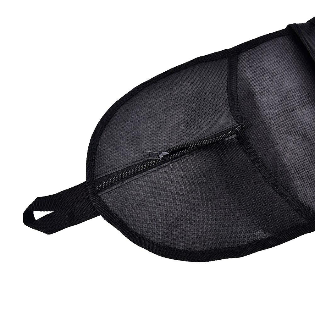 81*21cm Longboard Deck Skate Board Backpack Black Outdoor Skateboard Carry Bag