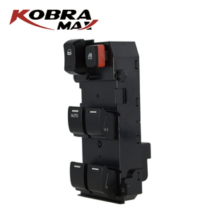 Image 2 - KobraMax Power Window Switch Electric Control Switch 35750 SWA K01 Fit for Honda CR V Civic Car Accessories