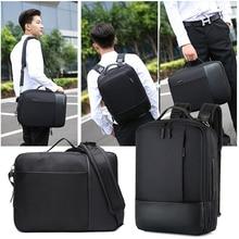 Business Anti Theft Backpack Men Smart Laptop Bagpack USB Charger Male Shoulder