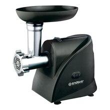 Мясорубка электрическая Endever Sigma 31 (Мощность 1800 Вт, производительность 1.8 кг/мин, функция реверса, решетки с отверстиями 5мм и 7мм, Нож из стали, прорезиненные нескользящие ножки)