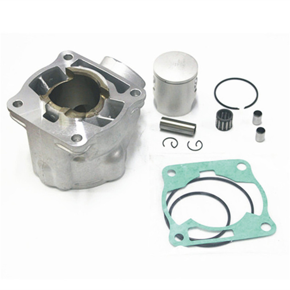Motorcycle Clinder kit  piston pin Motorcycle Engine Parts 47mm Cylinder Kit for YAMAHA YZ85 YZ80 YZ 85 80 Dirt Bike 2002 2014-in Engine Cooling & Accessories from Automobiles & Motorcycles    1