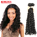Brazilian Hair Weave Bundles French Twist Curly Hair Unprocessed Curly Weave Human Hair 3 PCS Brazilian Virgin Hair Extensions