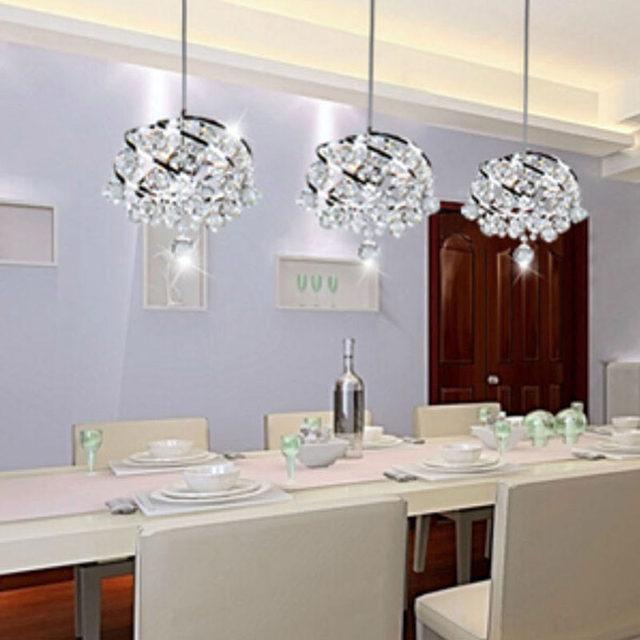 Chandelier Kecil Ruang Tamu Makan Lampu Gantung R Tidur Ran Modern Sederhana Eropa Hangat