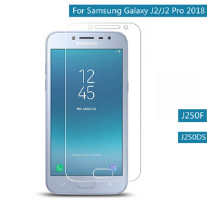 2.5D Protective Glass For Samsung Galaxy J2 2018 J250F Tempered Glass 9H Screen Protector For Samsung J2 Pro 2018 J250DS 0.26mm(China)