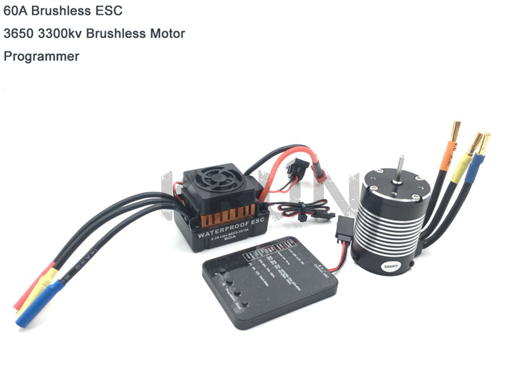 Dependable 2s-3s Water-cooled Two-way 40a Brushless Esc 2440 Brushless Motor Water-cooled Sleeve Remote-controlled Boat Power Kit Fast Color Hand & Power Tool Accessories