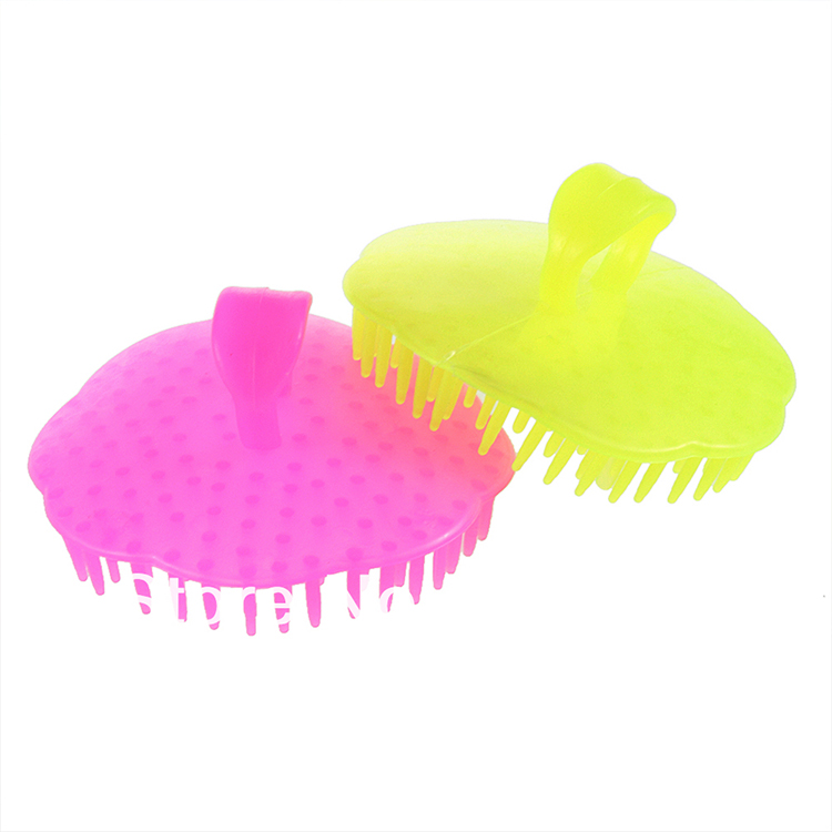 Abody Hair Scalp Massage Comb Hairbrush Soft Shower Women Wet Curly Detangle Hair Brush For Message Comb