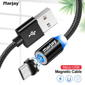 Marjay Magnetic Micro USB Cabl