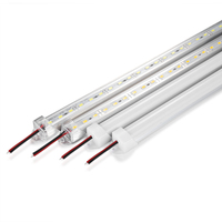 New 5630 LED Rigid Light Bar White Warm White 500mm LED Cabinet Strip Rigid 12 V