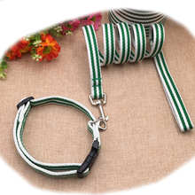 Cotton Dogs Collars Leash Harness for Small Medium Large Accessories For Pets Supplies hondentuigjes en harnassen coleira