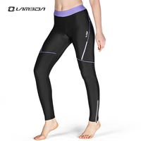 Women Cycling Shorts Mountain Bike Bicycle Pants 3D Padded Long Pants Tight Outdoor Sports Shorts