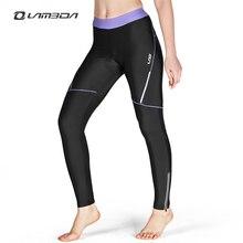 Mujeres Ciclismo Mountain Bike Shorts Bicicletas Pantalones 3D Rellenado Pantalones Largos Ajustados Pantalones Cortos deportes Al Aire Libre