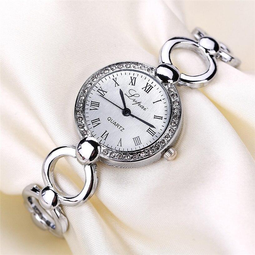 new fabulous vente chaude de mode de luxe femmes montres femmes bracelet montre watch drop. Black Bedroom Furniture Sets. Home Design Ideas