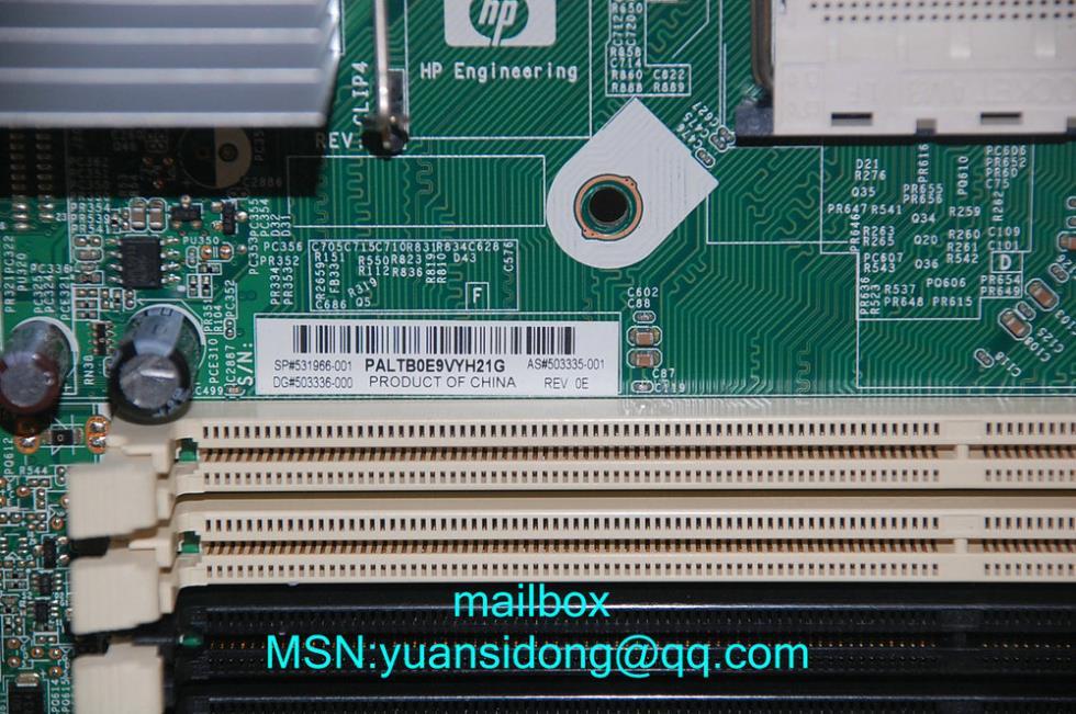 work perfect For H/P Compaq 6000 6005 Pro SFF Desktop