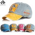 Lovely New Fashion Cowboy Boy Cap For Child Cap For Boy Kid Hat Letters Embroidery Child Hat Baseball-caps
