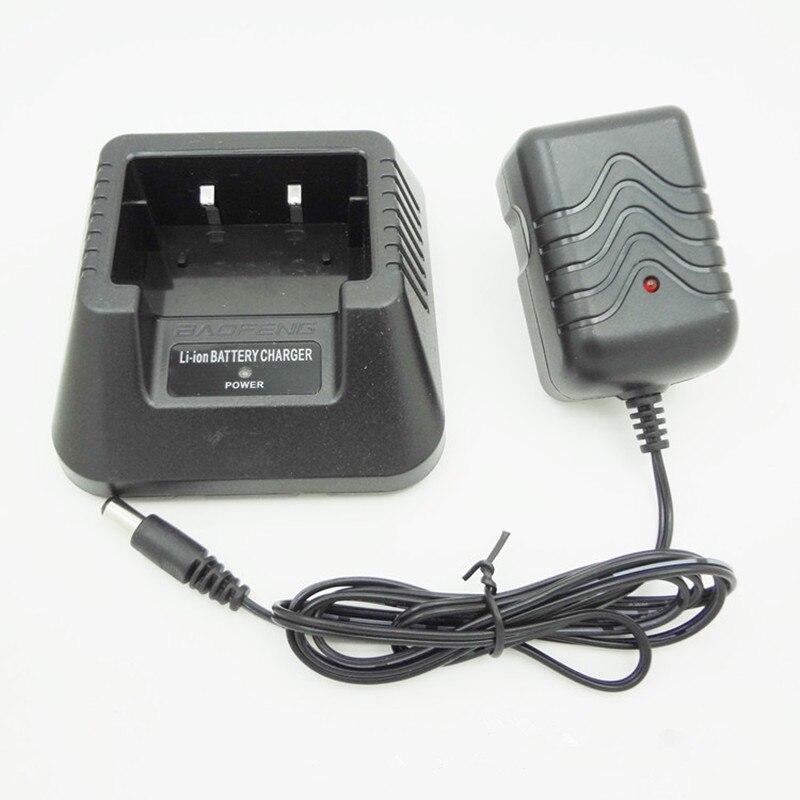 Baofeng UV 5R USB De Bureau Chargeur de Batterie Pour Uv-5r 5re Pièces Table Li-Ion Charge cb radio Baofeng Talkie Walkie Accessoires