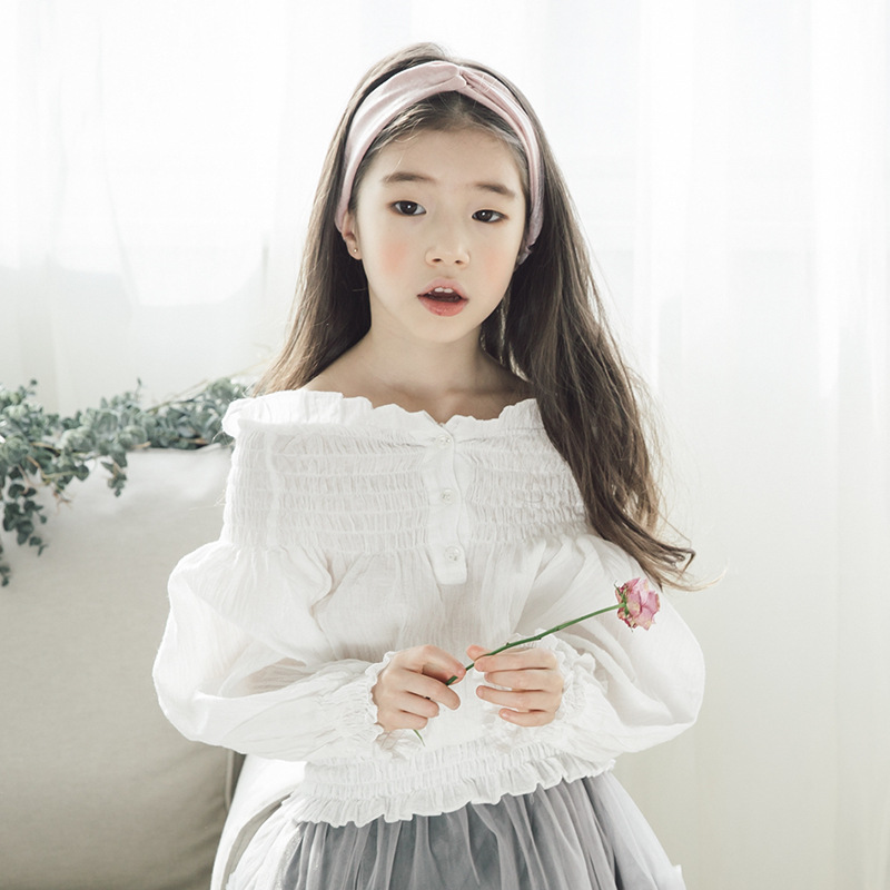 Kids Clothes Summer Girl Clothing Set 2018 New Fashoin White Long Sleeve Strapless T-shirt+ Tutu Skirt Set CC993 retail design children clothing set for kids girl dark blue cardigan t shirt pink skirt high quality 2014 new free shipping