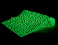 XSKN Glow In Dark Silicone Keyboard Cover Protective Skin Film For Macbook Pro Retina 13 15