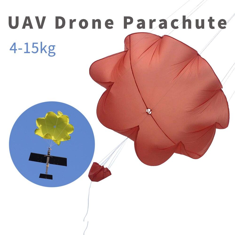 RC Modelo Parachute 4-6 kg Parachute Skywalker UAV Gemeos Starbelt Orientação Parachute Qualidade Nippon com Alça