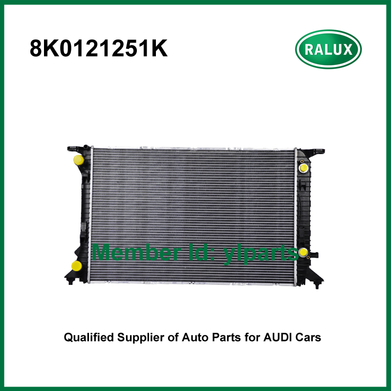 8K0121251K car Cooling Radiator 2.0TDi 1.8TFSI 2.0TFSI for Audi A4 A4 Quattro A5 A5 Quattro auto radiator engine parts supply fast shipping radiator fan controller module 8k0959501g 8k0910501d cooling fans control for audi a4 a5 a6 a7 q3 q5