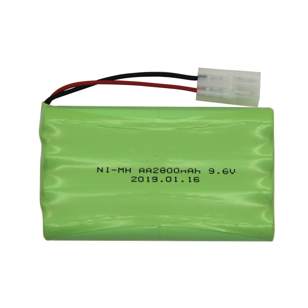 9.6v 2800mah Ni-MH Battery For RC Cars Battery 9.6v 8*AA  Battery For Remote Controlled Electric Toys Tool Boats Tank Toys Guns