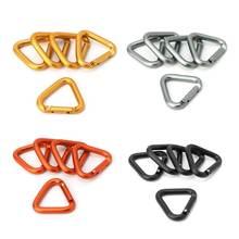 5 шт держатель для ключей из алюминиевого сплава