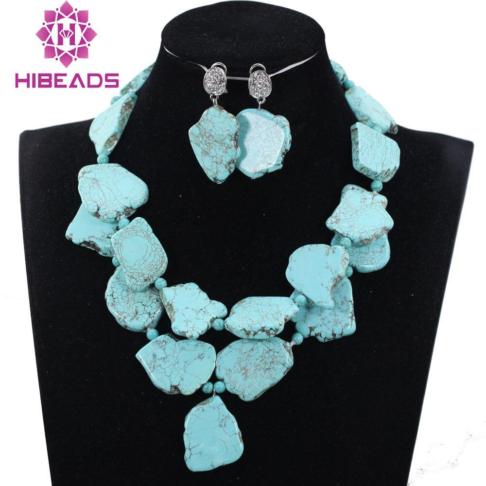Mode déclaration collier ensemble indien bijoux mariage ensemble violet collier boucles d'oreilles ensemble fête des mères 7 couleurs livraison gratuite TN168 - 6
