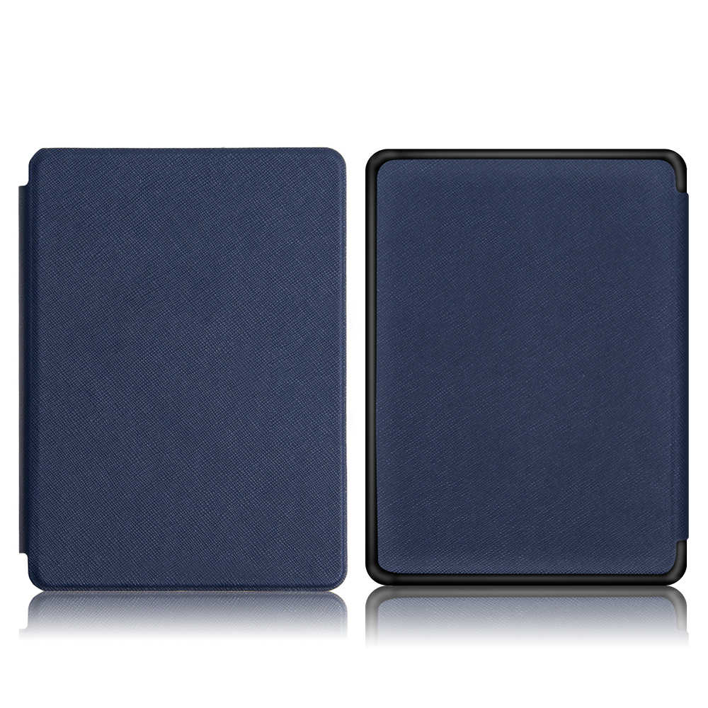 Ultra Slim Case Voor Kindle Paperwhite 4 10th Generatie 2018 E-Reader Folio Cover Case Voor 2018 Kindle Paperwhite 4 Cover + Gift