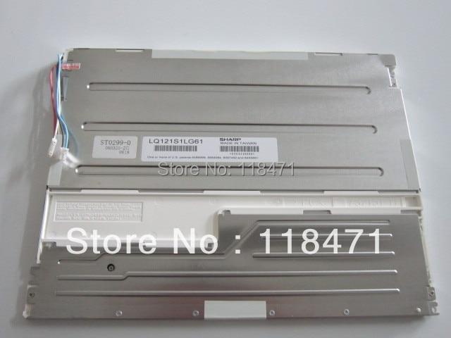 LQ121S1LG61 12.1 LCD Paneli 800 (RGB) * 600 (SVGA)LQ121S1LG61 12.1 LCD Paneli 800 (RGB) * 600 (SVGA)