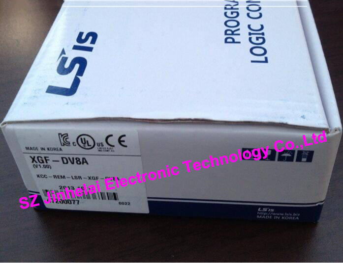 100% New and original XGF-DV8A LS(LG) PLC Special module Analog output module 100% new and original xgf ad8a ls lg plc analog input module