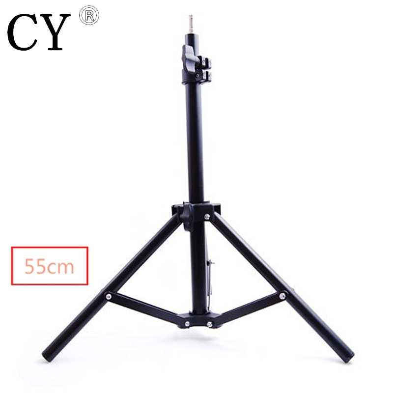 Photo Video Light Stands Studio Stand 55cm Light Lamp Stand Tripod for Flash Softbox Umbrellas studio support PSS1G