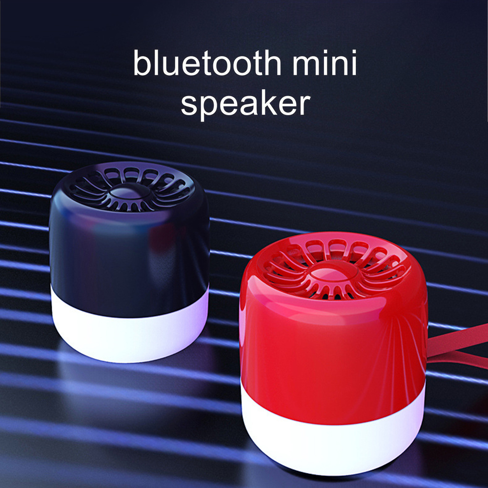 Portable Bluetooth Speaker Wireless Speaker Surround Sound System 3D Stereo Music Outdoor Sports Mini Speaker(China)
