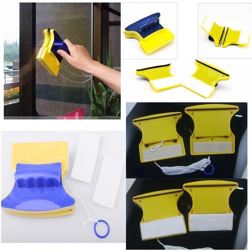 Magnetic Windows Cleaner Brush for Washing Window Magnetic Brush for Window #12