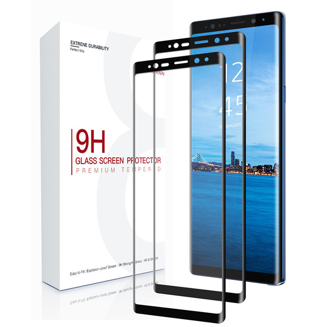 MYRIANN Tempered Glass 9H Film Screen Protector For Samsung Galaxy Note 9 1PCS/2PCS