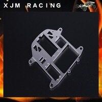 Cnc metal direksiyon ekipmanları depo simetrik sabitleme plaka kitleri için 1/5 hpi baja 5b ss 5 t rc araba parçaları