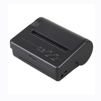 Pos Mobile Thermal Receipt Printer 4 Inch Printing Width Usb Serial Interface Portable Bluetooth 2 0