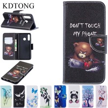 KDTONG Leather Case sFor Cover Huawei P30 Lite Case Flip PU Leather Magnetic Wallet Card Cover Coque For Huawei P30 Case Cover phone case for cover huawei p30 pro p30 case flip pu leather magnetic wallet card cover coque for huawei p30 p 30 case cover