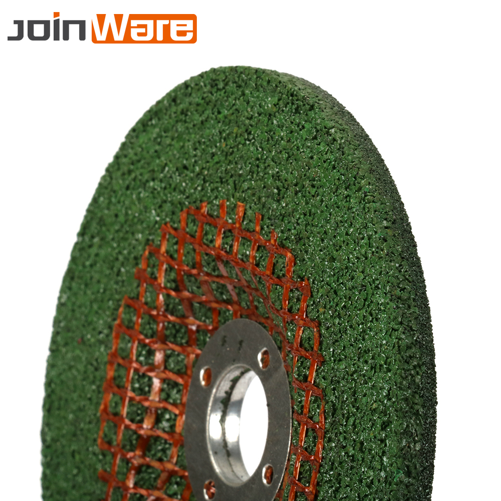5Pc 100x16x6mm Resin Cutting Wheel Disc Off For Cut Grinding Metal Angle Grinder