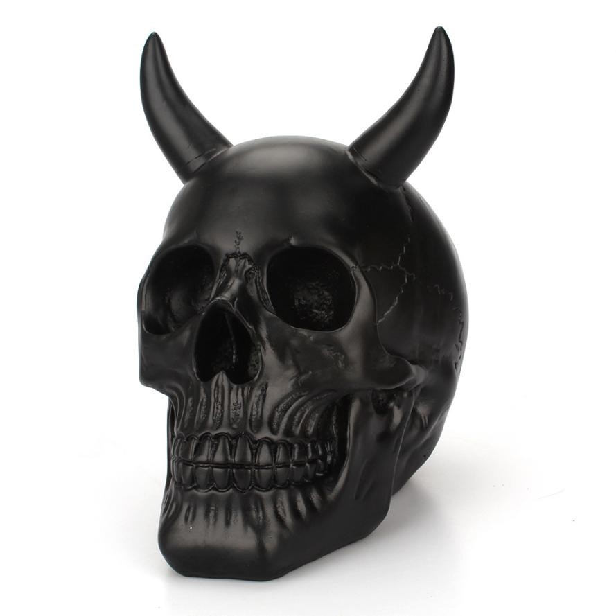 Bar, Head, For, Skull, Halloween, Creative