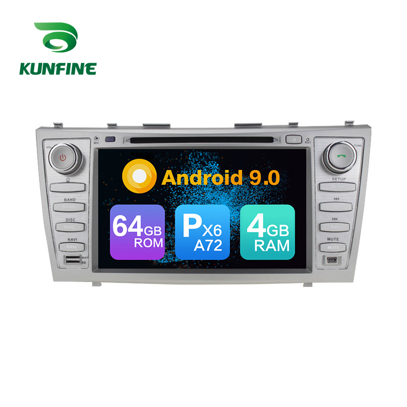 Android Car DVD GPS Navigation Multimedia Player Car Stereo For TOYOTA CAMRY(2007-2010) 8.0 Radio Headunit (1)