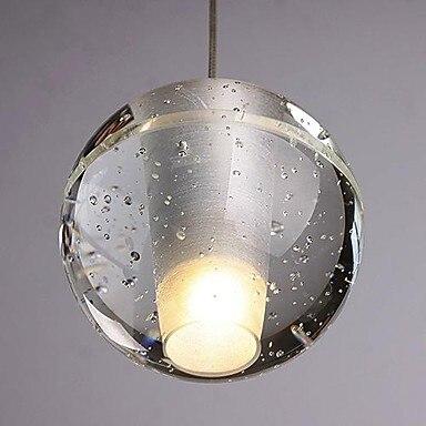 Single creative Modern LED Pendant Lights For Coffee Room Handlamplen Hanging Lamp Luminaire Suspendu