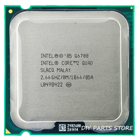 4 Core INTEL Core 2 QUDA Q6700 CPU Processor 2 67Ghz 8 M 1066GHz Socket 775