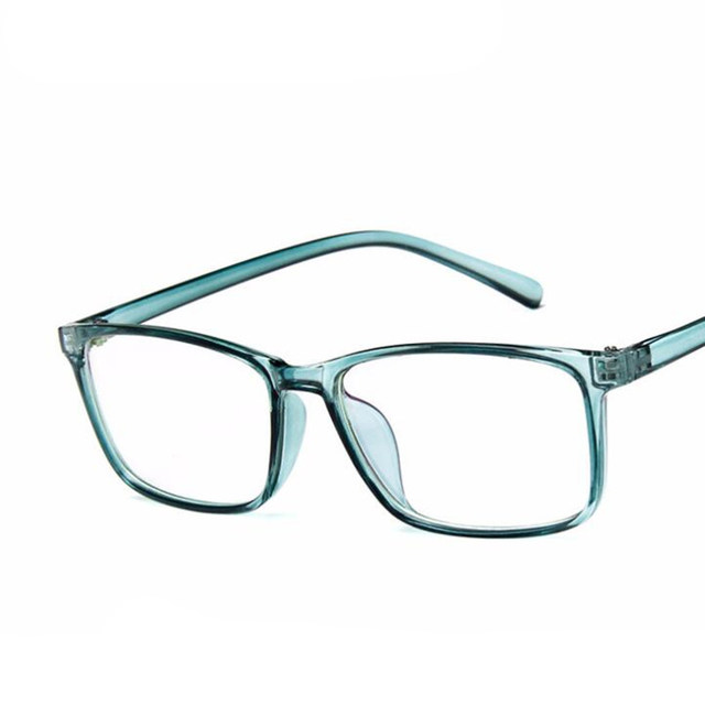 f347301c7e4 Eyeglasses Glasses Frames for Men Women Computer Myopia Optical Frame  Vintage Eyewear