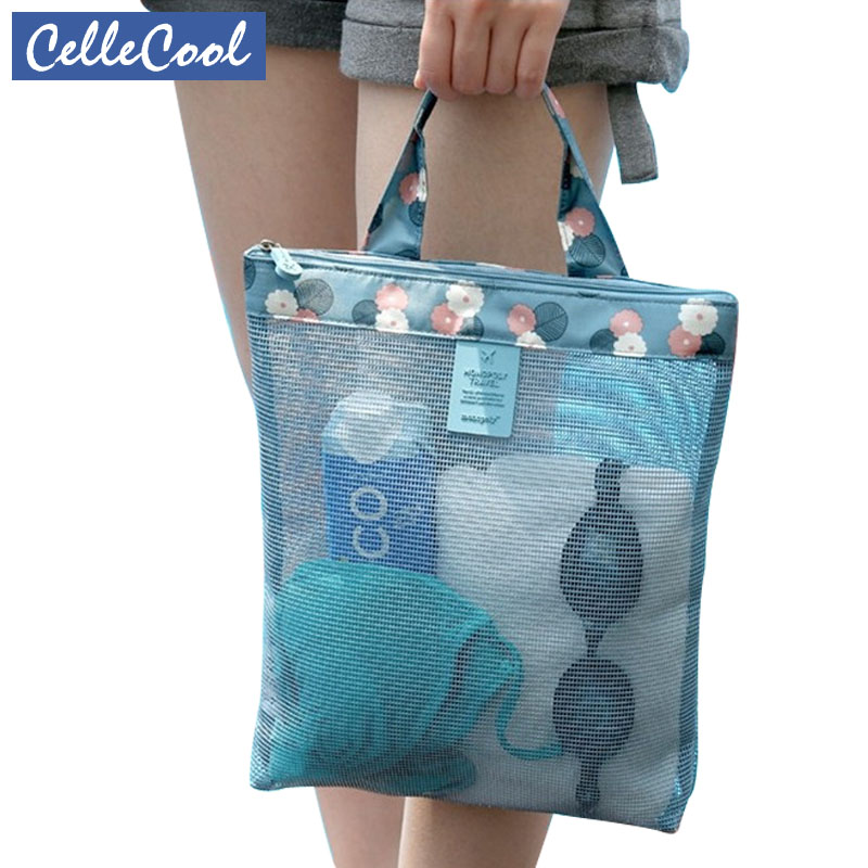 High Quality Travel Cosmetic Bag Organizer Makeup Bags Beach Storage Bag Outdoor Organizer Multifunctional Sport Swimming Bags